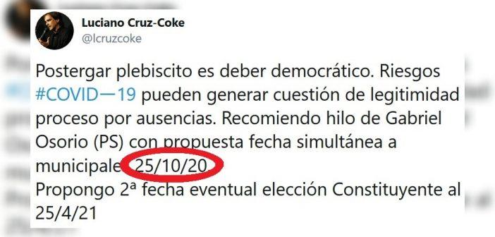 cruz coke bastardo de mierda 2