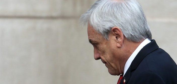 piñera renuncia 345