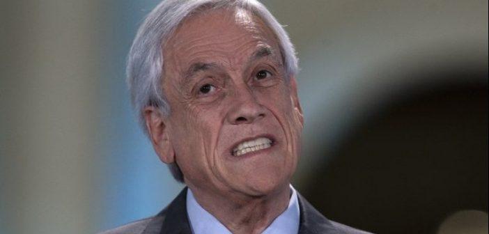piñera renuncia 405