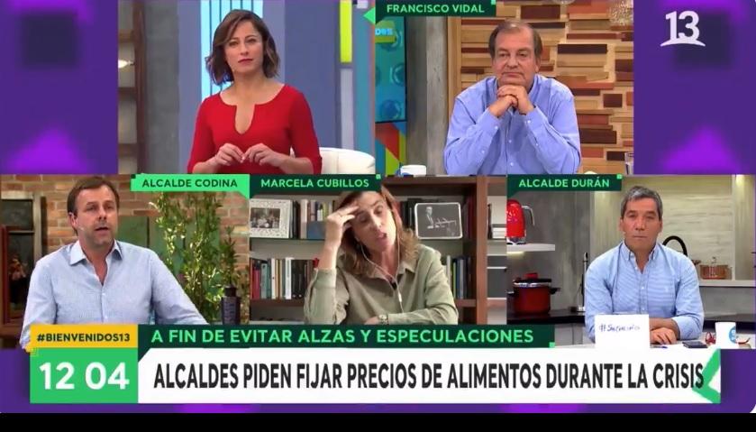 CODINA CUBILLOS VIEJA DE MIERDA