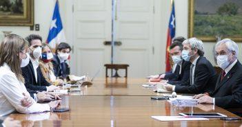 acuerdo nacional piñera ctm