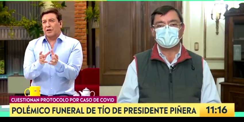 GUEVARA TIRITANDO