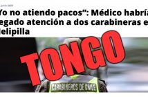 TONGO PACOS MELIPILLA