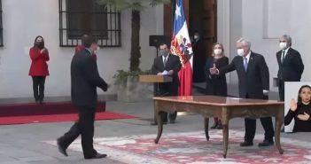 Cambio de Gabinete sólo fue un enroque de gomeros: Piñera decide hundir el país manteniendo al asesino Jaime Mañalich