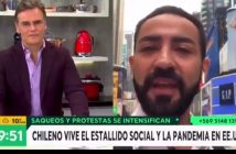 chileno moreno racista