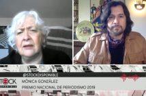 MONICA GONZALEZ PIÑERA ENFERMO
