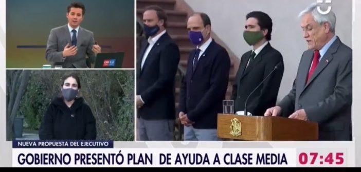 VIDEO: Humberto Sichel le preguntó CUATRO VECES a la Ministra Zaldívar sobre compatibilidad de anuncios si se aprobaba el retiro del 10%… Al igual que Briones se negó a responder