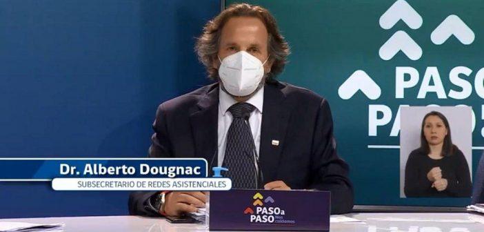 """Gobernados por psicópatas: Subsecretario Alberto Dougnac se burló de doctora que murió de coronavirus diciendo que """"bajó la guardia"""""""