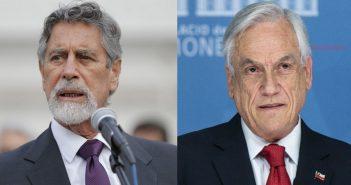 """Igual que Piñera… Presidente de Perú se reunió con víctimas de la violencia policial prometiendo que """"no habrá impunidad"""""""
