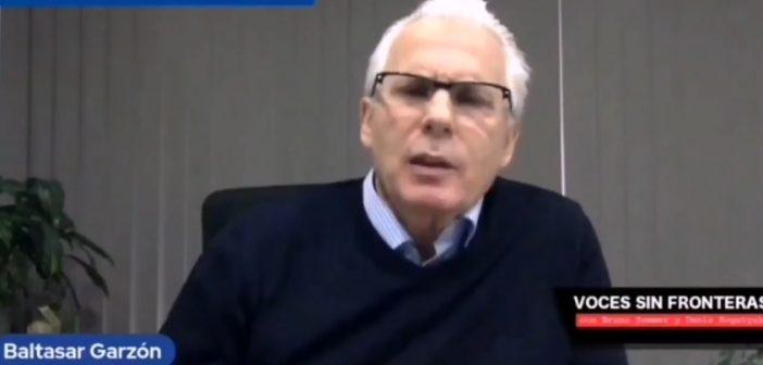 Baltasar Garzón afirmó que están todas las condiciones para que Piñera sea juzgado en la Corte Penal Internacional