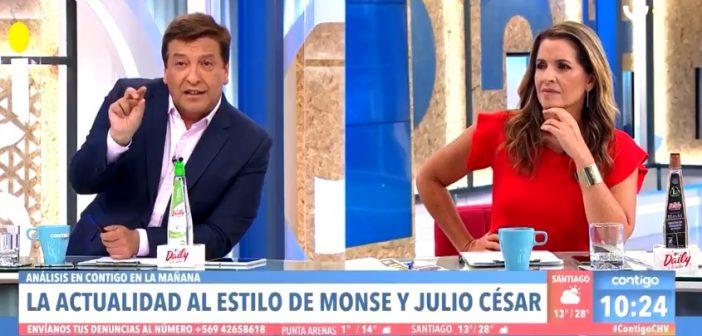 Julio César Rodríguez y Monserrat Álvarez triplicaron en rating al resto de los matinales criticando el sistema neoliberal y pidiendo reformas estructurales en pensiones, salud y educación
