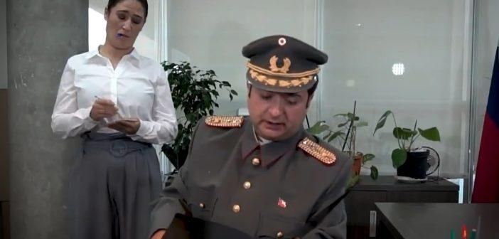 Por weones: Programa de La Red publicó nuevo sketch burlándose del Ejército