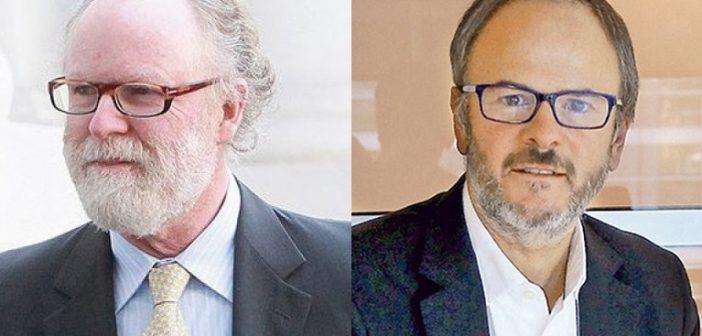 La ridícula endogamia de la elite: CMPC informó que Bernardo Matte Larraín (tío) será reemplazado por Bernardo Larraín Matte (sobrino)