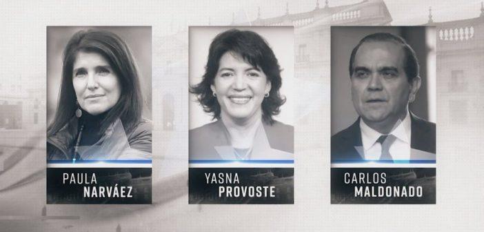 DEBATE UNIDAD CONSTITUYENTE: Provoste es la única que habla como candidata, Maldonado funciona mejor como meme, Narváez es la política con menos carisma de la historia