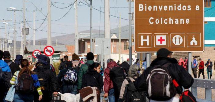 Crisis migratoria en Colchane, delincuencia desatada y violencia en La Araucanía: ¿El gobierno lo está haciendo a propósito o simplemente son inútiles?