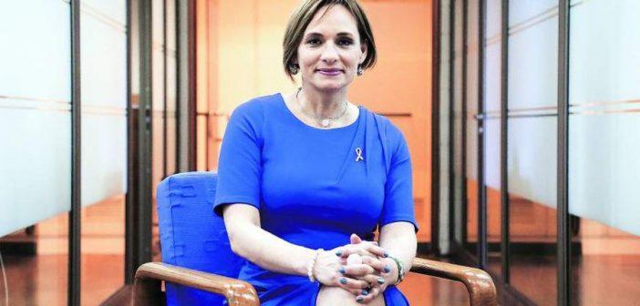 Carolina Goic también lee GAMBA: Anunció que votará en contra del Cuarto Retiro haciendo un llamado a la responsabilidad
