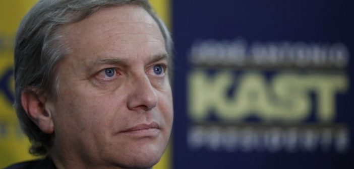 Investigación de Ciper reveló que José Kast recibe financiamiento de grupos conservadores de EE.UU